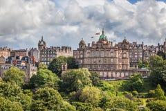 Σκωτία, Εδιμβούργο, 2016, 02 Ιουλίου: Τράπεζα της Σκωτίας Στοκ Εικόνες