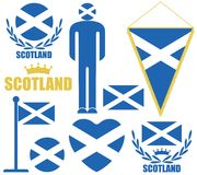 Σκωτία απεικόνιση αποθεμάτων