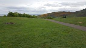 Σκωτία UK Εδιμβούργο Γλασκώβη στοκ φωτογραφία με δικαίωμα ελεύθερης χρήσης