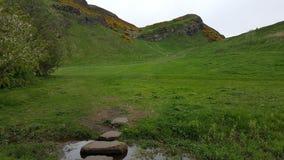 Σκωτία UK Εδιμβούργο Γλασκώβη Στοκ Φωτογραφίες