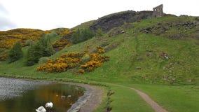 Σκωτία UK Εδιμβούργο Γλασκώβη στοκ εικόνα με δικαίωμα ελεύθερης χρήσης