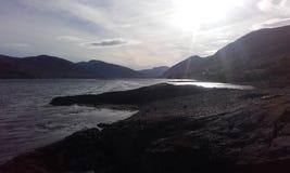 Σκωτία, Ullapool Στοκ εικόνα με δικαίωμα ελεύθερης χρήσης