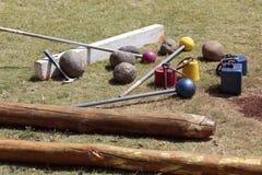 Σκωτσέζικα παιχνίδια Στοκ Εικόνες
