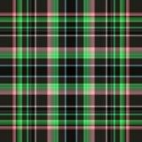 Σκωτσέζικα σχέδιο υφάσματος και ταρτάν καρό, άνευ ραφής ελεγμένος ελεύθερη απεικόνιση δικαιώματος