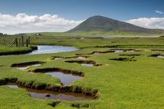 Σκωτσέζικα τοπίο και αλατίσματα Στοκ φωτογραφίες με δικαίωμα ελεύθερης χρήσης