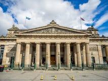 Σκωτσέζικη Εθνική Πινακοθήκη Στοκ Φωτογραφία