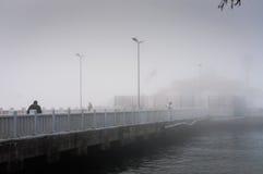 Σκωτσέζικη υδρονέφωση στη χώρα Τουρκία Στοκ εικόνες με δικαίωμα ελεύθερης χρήσης
