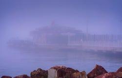 Σκωτσέζικη υδρονέφωση στη χώρα Τουρκία Στοκ Φωτογραφία