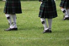 Σκωτσέζικος Μάρτιος Στοκ εικόνες με δικαίωμα ελεύθερης χρήσης