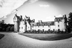 Σκωτσέζικο κάστρο Στοκ φωτογραφία με δικαίωμα ελεύθερης χρήσης