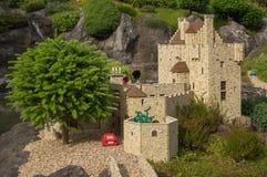 Σκωτσέζικο κάστρο Στοκ Εικόνες