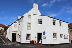 Σκωτσέζικο μουσείο Anstruther Fife Σκωτία αλιείας Στοκ φωτογραφία με δικαίωμα ελεύθερης χρήσης