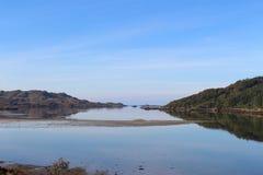 Σκωτσέζικο τοπίο Στοκ εικόνα με δικαίωμα ελεύθερης χρήσης