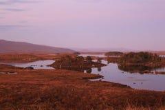 Σκωτσέζικο τοπίο Στοκ Εικόνα