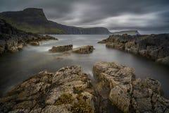 Σκωτσέζικο sea-scape Στοκ εικόνα με δικαίωμα ελεύθερης χρήσης