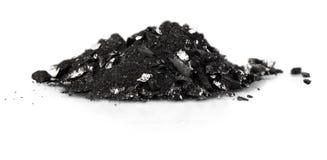 Σκόνη άνθρακα στοκ φωτογραφία με δικαίωμα ελεύθερης χρήσης