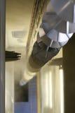 σκόνη επιστρώματος Στοκ εικόνες με δικαίωμα ελεύθερης χρήσης