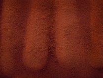 σκόνη κακάου στοκ φωτογραφία