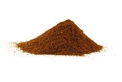 σκόνη καφέ στοκ φωτογραφία με δικαίωμα ελεύθερης χρήσης