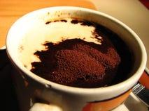 σκόνη καφέ Στοκ φωτογραφίες με δικαίωμα ελεύθερης χρήσης