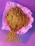 Σκόνη κορίανδρου στοκ φωτογραφία με δικαίωμα ελεύθερης χρήσης