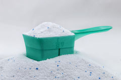 Σκόνη πλύσης στοκ φωτογραφία
