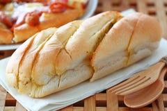 σκόρδο ψωμιού Στοκ φωτογραφία με δικαίωμα ελεύθερης χρήσης