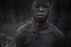 σκλάβος Στοκ εικόνες με δικαίωμα ελεύθερης χρήσης