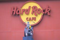 σκληρή ροκ καφέδων Στοκ εικόνα με δικαίωμα ελεύθερης χρήσης