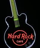 σκληρή ροκ καφέδων Στοκ Φωτογραφίες