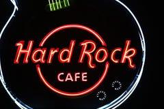 σκληρή ροκ καφέδων Στοκ Εικόνες
