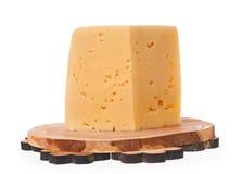 Σκληρό τυρί Στοκ φωτογραφία με δικαίωμα ελεύθερης χρήσης