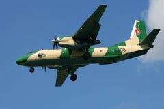 Σλοβάκικη Πολεμική Αεροπορία Antonov ένας-26 αεροσκάφη φορτίου Στοκ Φωτογραφίες
