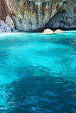 σμαραγδένια θάλασσα Στοκ Φωτογραφίες