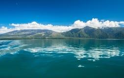 Σμαραγδένια λίμνη Στοκ Εικόνες