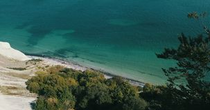 Σμαραγδένιο χρώμα θάλασσας φιλμ μικρού μήκους