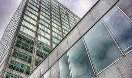 Σμαραγδένια παράθυρα Στοκ Εικόνες