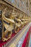 σμαραγδένιος ναός Ταϊλάνδη αγαλμάτων phra garuda της Μπανγκόκ Βούδας kaew wat Στοκ Φωτογραφίες