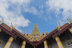 σμαραγδένιος ναός phra kaew του &B Στοκ εικόνες με δικαίωμα ελεύθερης χρήσης