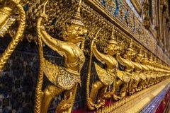σμαραγδένιο άγαλμα του Βούδα Στοκ Εικόνες