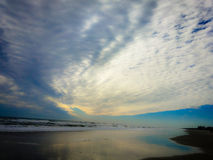 Σμαραγδένιο νησί NC Στοκ εικόνες με δικαίωμα ελεύθερης χρήσης