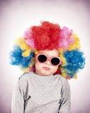 Σοβαρά παιδί Στοκ φωτογραφίες με δικαίωμα ελεύθερης χρήσης