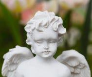 Σοβαρός άγγελος Στοκ Φωτογραφία