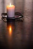 Σοβαρό κερί Ι Στοκ Φωτογραφίες