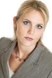 Σοβαρό πορτρέτο επιχειρησιακών γυναικών Στοκ φωτογραφία με δικαίωμα ελεύθερης χρήσης