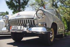 Σοβιετικό αυτοκίνητο GAZ Στοκ Εικόνες