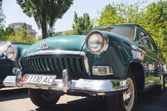 Σοβιετικό αυτοκίνητο GAZ Στοκ φωτογραφία με δικαίωμα ελεύθερης χρήσης