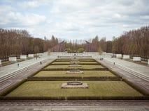 Σοβιετικό μνημείο στο Βερολίνο Στοκ εικόνα με δικαίωμα ελεύθερης χρήσης