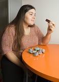 σοκολάτα έβδομος στοκ φωτογραφίες με δικαίωμα ελεύθερης χρήσης