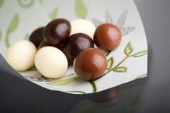 σοκολάτα αμυγδάλων Στοκ εικόνες με δικαίωμα ελεύθερης χρήσης